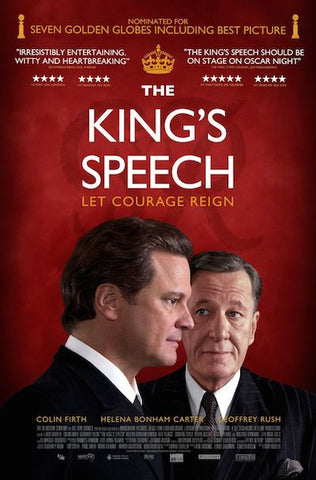 The King's Speech (2010) (C) - Anthology Ottawa