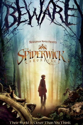 The Spiderwick Chronicles (2008) (C) - Anthology Ottawa