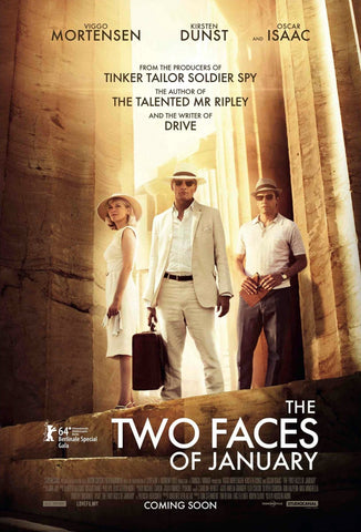 The Two Faces of January (2014) (7NR) - Anthology Ottawa