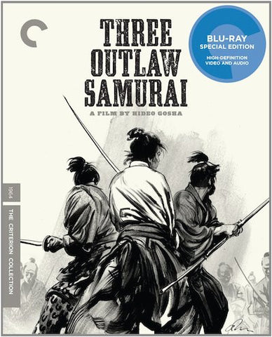 Three Outlaw Samurai (1964) (RC) - Anthology Ottawa