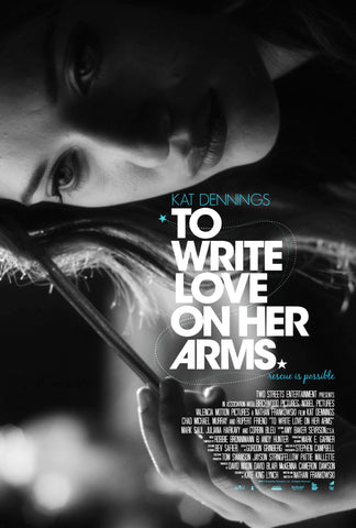 To Write Love On Her Arms (2012) (7NR) - Anthology Ottawa