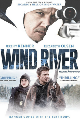 Wind River (2017) (HNR)