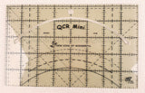 "QCR Quick MINI CURVE Ruler 5"" x 8"""