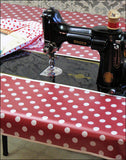 Pattern, Featherweight Table Cover (digital download)