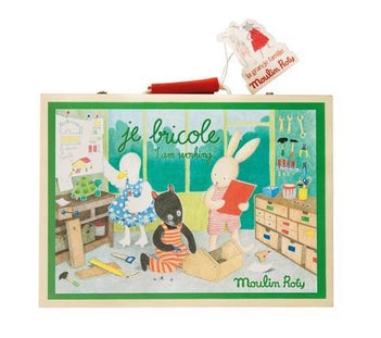 Moulin Roty Pretend Tool Kit