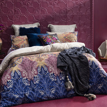 TAYA QUILT COVER SET