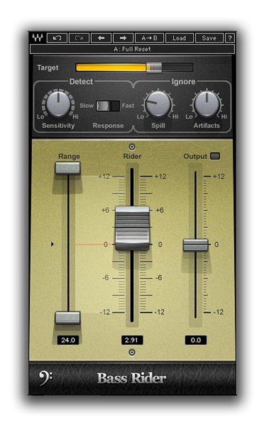 Best VST plugin for mixing Bass Rider by Waves