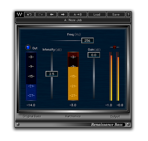 Best VST plugin for mixing Bass Renaissance Bass by Waves