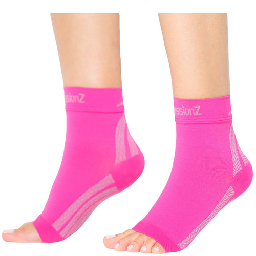 Foot Sleeves - Pink