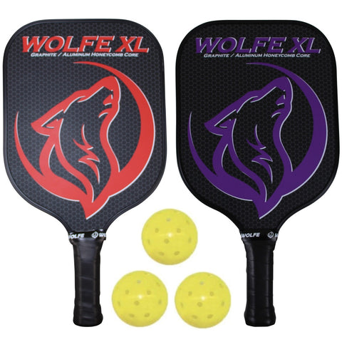 Wolfe XL - Paddle Set
