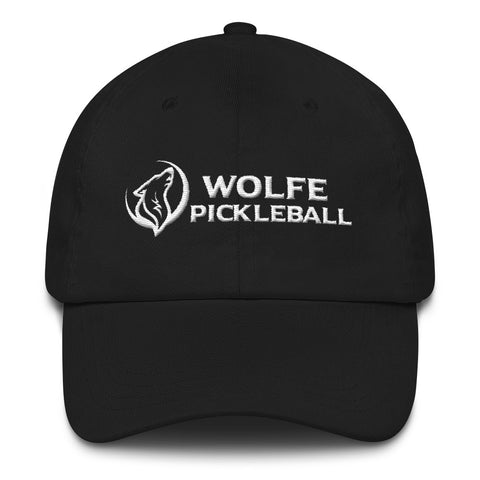 Wolfe Low Profile Hat (4 Dark Colors)