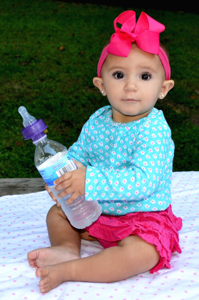 Refresh A Baby - Turns Water Bottles into Baby Bottles