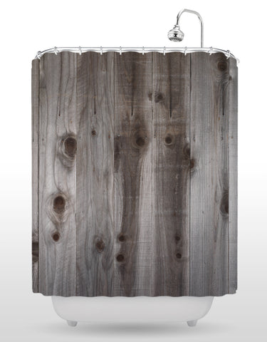 Boundary Shower Curtain