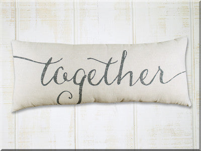 Together Pillow, Long
