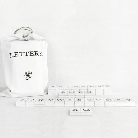 Bag of Letters