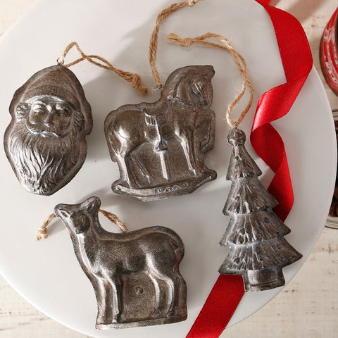 Candy Mold Ornament