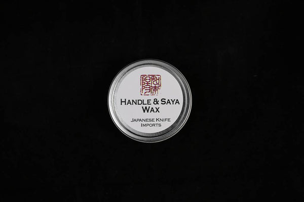 JKI Handle & Saya Wax
