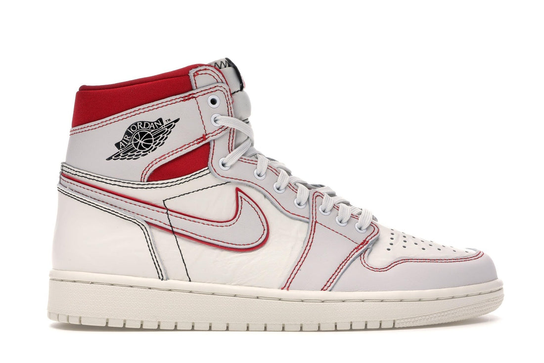 "Jordan 1 Retro High ""Phantom Gym Red"""