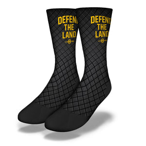 Defend the Land Socks