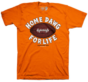 Home Dawg Cleveland Football T-shirt