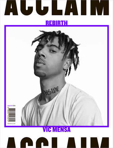 Acclaim Magazine 35 – The Rebirth Issue