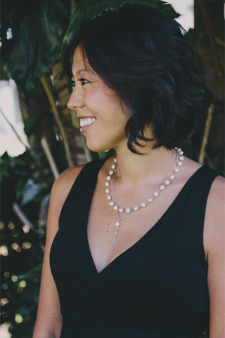 P300 - Signature LM Pearl Necklace