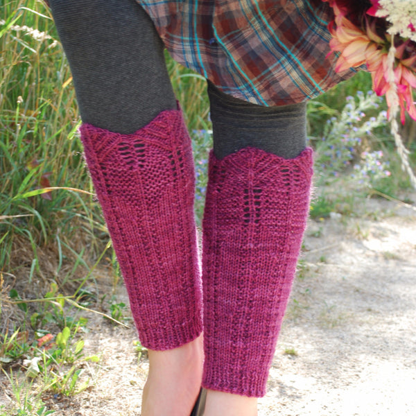 Wellington Fibres - Knitting Patterns by Phibersmith Designs