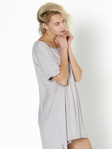 Night Tee Sleep Dress - Twilight