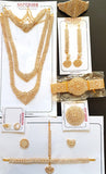 Mango Design White Stones Jewelry Set STNSET809