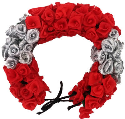 Red Rose Flower Veni