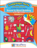 NewPath Learning Alphabet Activity Series Sound and Word Building Reproducibl... - Chickadee Solutions - 1