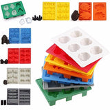 Set of 7 Star Wars Silicone Ice Cube Trays / Candy Molds - Chickadee Solutions - 1