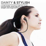 Bluetooth Headphones HC Wireless Bluetooth Earbuds Headset Earphones Noise Ca... - Chickadee Solutions - 1