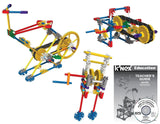 K'NEX Education - Intro To Simple Machines: Gears - Chickadee Solutions - 1