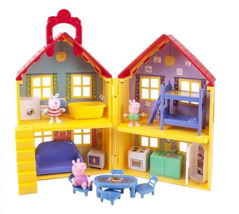 Peppa Pig's Deluxe House Base Standard Packaging Peppa Pig - Chickadee Solutions - 1
