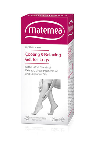 MATERNEA Cooling & Relaxing Gel for Legs - LAVENA