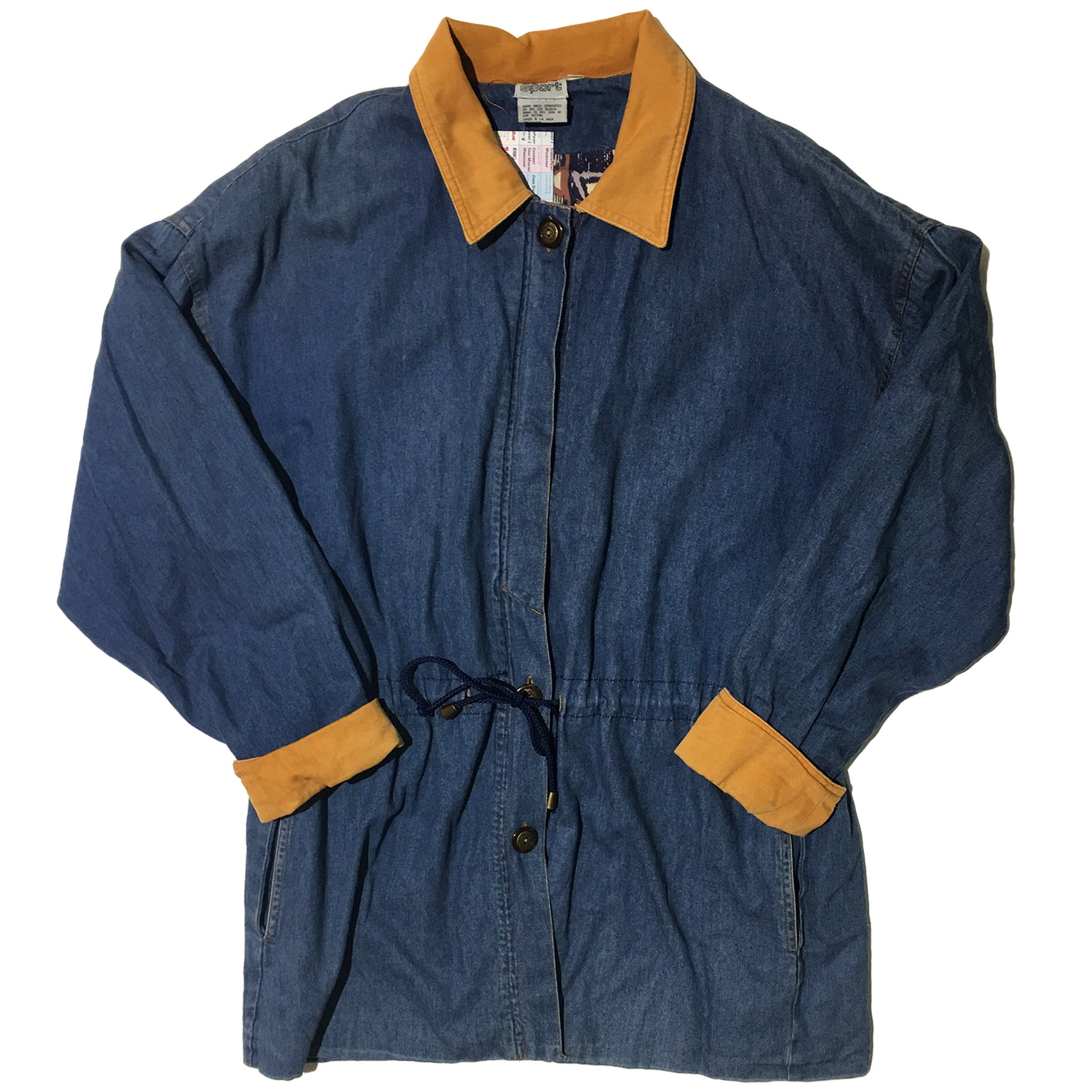 Elle Sport Denim Jacket