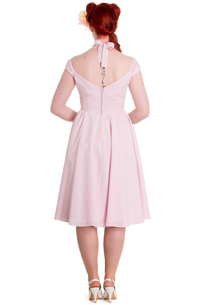 Eveline Dress | Pretty in Pink