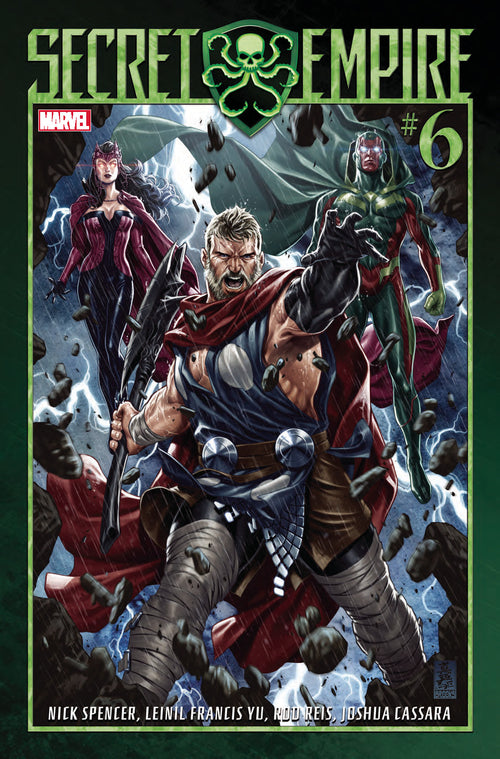 Secret Empire |  6 | Comic