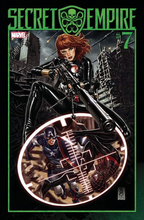 Secret Empire |  7 | Comic