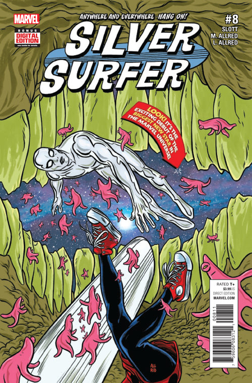 Silver Surfer |  8 | Comic