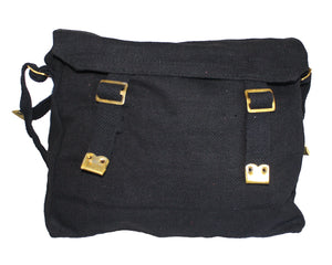 Canvas Messenger Shoulder Bag-BG054