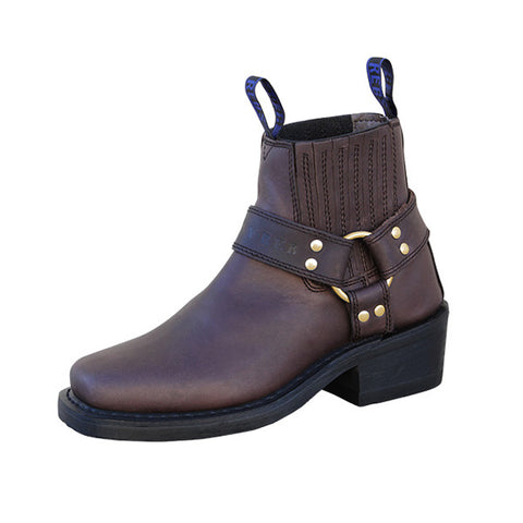 Genuine Johnny Reb Boots Choc-JR3100