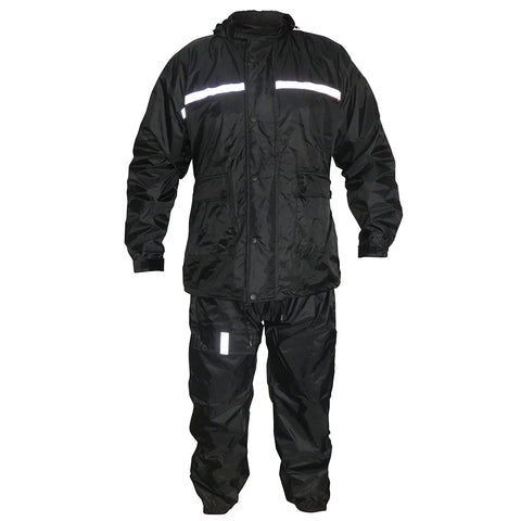 Image of Four Piece Waterproof Rain Suit
