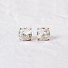 Cushion Cut Stud