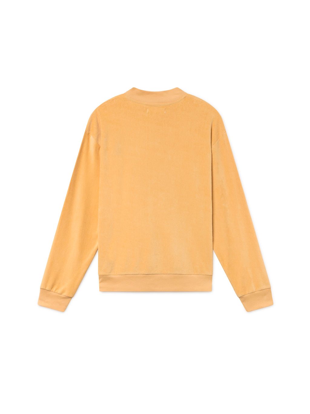 TWOTHIRDS Sweat: Kerguelen - Dusty Yellow