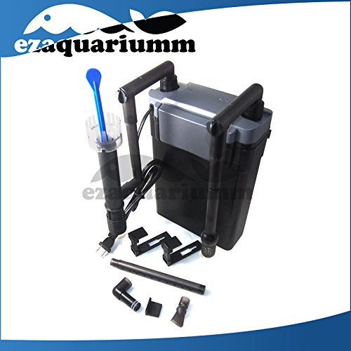 Hang on Back HOB Power Slim Filter Aquarium Fish Tank SUNSUN HBL-803