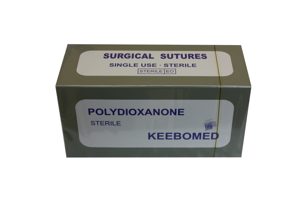 Keebomed Sutures Absorbable Sutures Polydioxanone PDS
