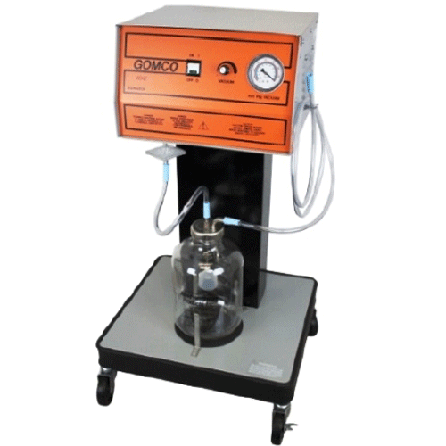 Gomco 3040 Mobile Suction Aspirator Machine
