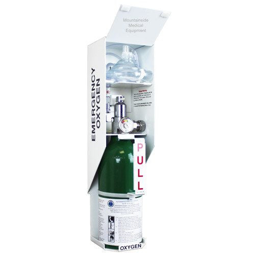Lif O Gen Automated Wall Mount Emergency Oxygen Kit